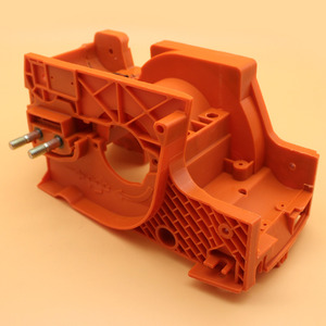 Image 1 - Skrzyni korbowej skrzynia korbowa dla Husqvarna 137 137e 142 142e zamiennik do piły łańcuchowej silnika części silnika