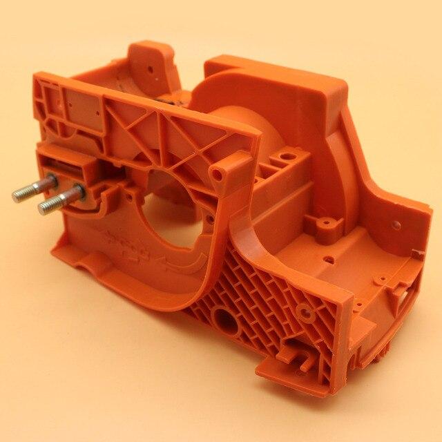 Skrzyni korbowej skrzynia korbowa dla Husqvarna 137 137e 142 142e zamiennik do piły łańcuchowej silnika części silnika