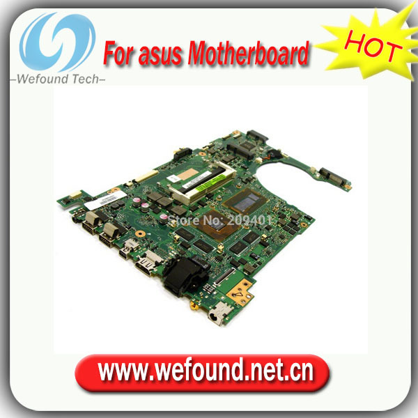 100% Working Laptop Motherboard for ASUS Q550L Q550LF Series Mainboard,System Board