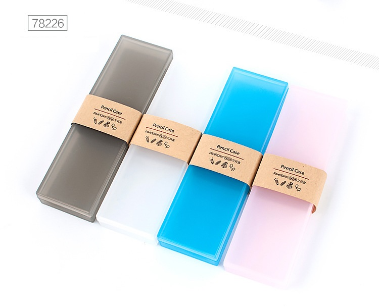 Online Shop AIHAO Brand Transparent Mini Plastic Pencil Box School Students Kids Candy Color Pencil Case Gift Office Statinery | Aliexpress Mobile  sc 1 st  AliExpress.com & Online Shop AIHAO Brand Transparent Mini Plastic Pencil Box School ... Aboutintivar.Com