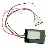 Хороший тестер емкости индикатор кулометр для 8 в-50 в 50 В литиевая/свинцово-кислотная батарея