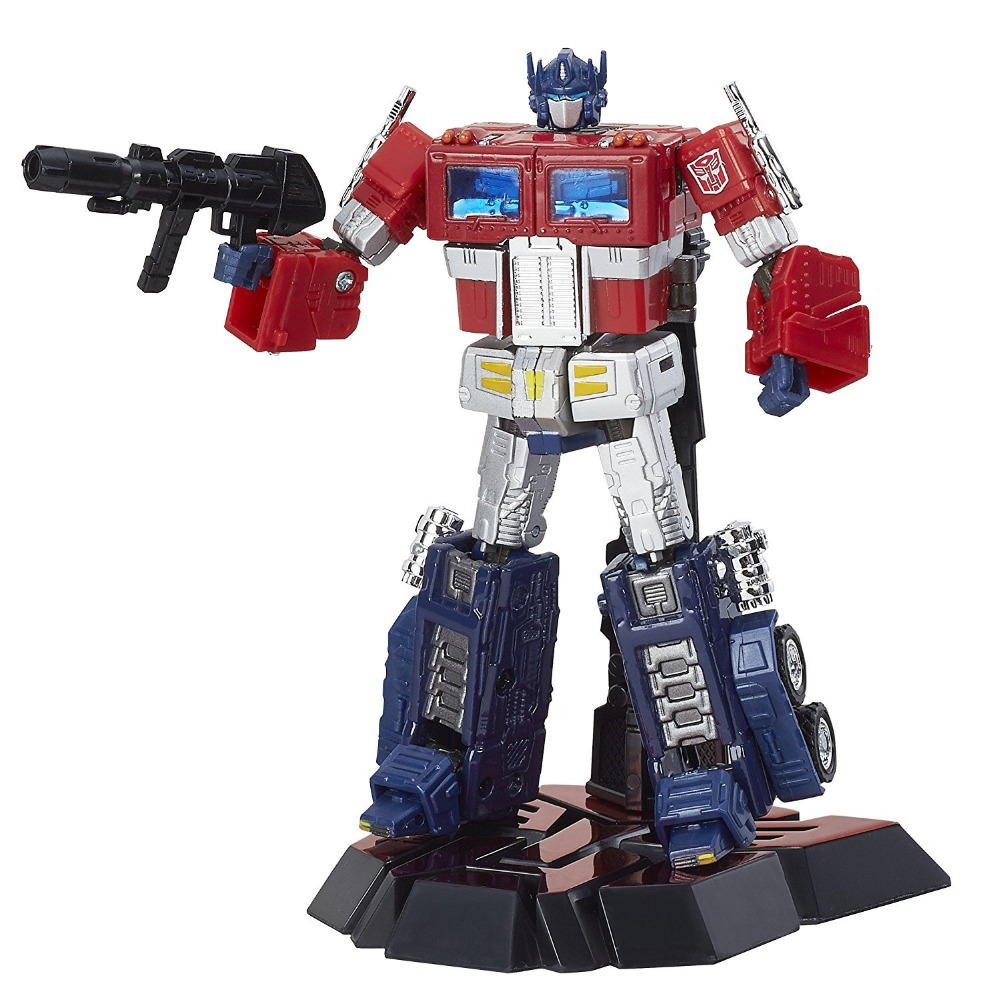Hasbro Transformers Titans New Year Platinum Edition toys (red and blue) C0786 hasbro transformers c0890 маска желтая
