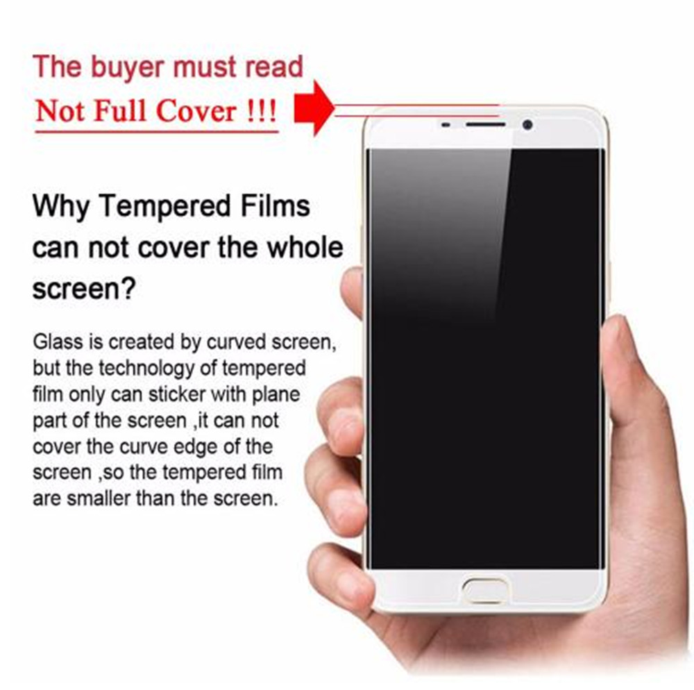 Image 3 - Tempered Glass For Yandex Smartphone Screen Protector 9H 2.5D Phone On Protective Glass On The For Yandex Smartphone Glass-in Phone Screen Protectors from Cellphones & Telecommunications
