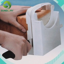 New Arrivals 1PC 4 Bread Thickness Plastic Fondant Baking Kitchen DIY Cutter Leveler Cake Slicer Cutting Fixator Tools