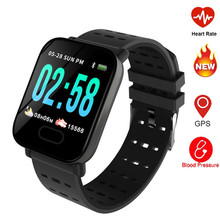 Smart Watch Heart Rate Monitor Sport Smart Bracelet Sleep Monitor Waterproof Smartwatch Wristband for IOS Android