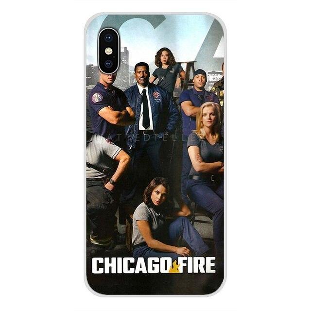Zubehör Telefon Shell Fall Chicago Feuer Saison Für Huawei G7 G8 P7 P8 P9 P10 P20 P30 Lite Mini Pro P Smart Plus 2017 2018 2019
