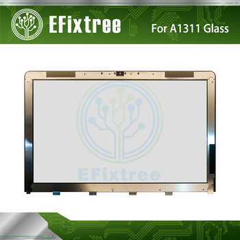 """20 pcs/Lot A1311 New Display Front Glass Cover For iMac 21.5"""" A1311 EMC2496 EMC2389 EMC2308 Fornt Glass"""