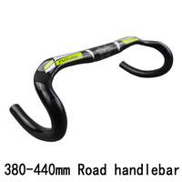 2017 Newest Full Carbon Handlebar Road Bike Handlebar Racing Handle Bike Bend Bar To Outside 31