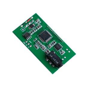 Image 4 - Цифровой беспроводной микрофон, стерео аудио FM приемник, DSP & PLL, 87 108 МГц