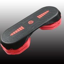 Load-bearing 200KG Multifunction adjustable Aerobics Stepper Board Step Trainer Home Body Building Fitness Training Equipment