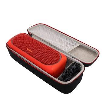 חדש למעלה קשיח EVA נסיעות פאוץ כיסוי תיק מקרה עבור Sony XB40 XB41 נייד אלחוטי Bluetooth רמקול-מתאים את קיר מטען