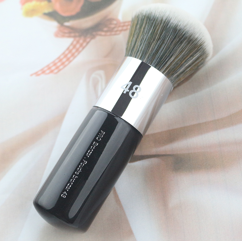 2017 Hot Sale Professional bright powder brush 48 Soft dyeing Round thick Makeup Brushes hot sale professional ipl handpiece
