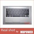 PARA Samsung NP350U2A NP350U2B teclado portátil con c shell