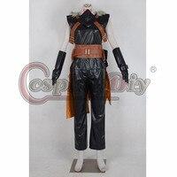 Custom Made Dragon Leeftijd Marian Hawke Cosplay Kostuum Voor Halloween Kostuum Carnaval Kleding D0725