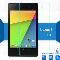 For Google Nexus 7 FHD Tempered Glass Screen Protector 9h Safety Protective Film For Asus Razor