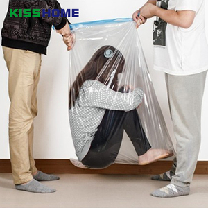 3 Sizes Vacuum Storage Bag Tra