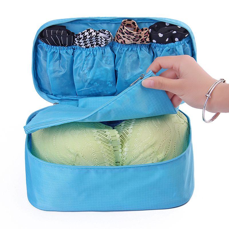 2016 Nylon Zipper Women Makeup Bag Cosmetic Bag Case Make Up Organizer Toiletry Bag Kits Storage Travel Wash Pouch Chisme Viajes цена и фото