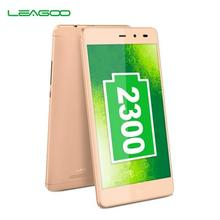 Leagoo Z5 Lte Android 5.1 5.0 дюймов 3 Г Смартфон MTK6735 1.0 ГГц Quad Core 1 ГБ RAM 8 ГБ ROM Мобильный Телефон Bluetooth GPS Сотовый телефон