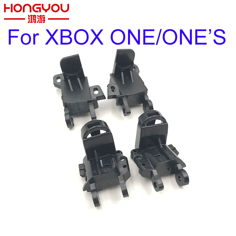 For XBOX ONE 3.5MM Controller LT RT Button Inner Support Internal Bracket Stand Holder For Xbox ONE S
