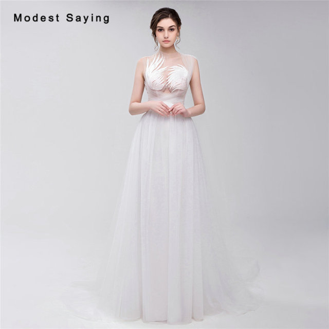 Fairy Sheer White Ball Gown Lace Pregnant Photography Wedding Dresses 2017  Women Long Plus Size Bridal