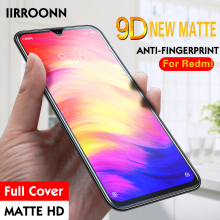 Matte Tempered Glass For Xiaomi Redmi 5 6 7 A pro Screen Protector note 6pro plus S2 6D