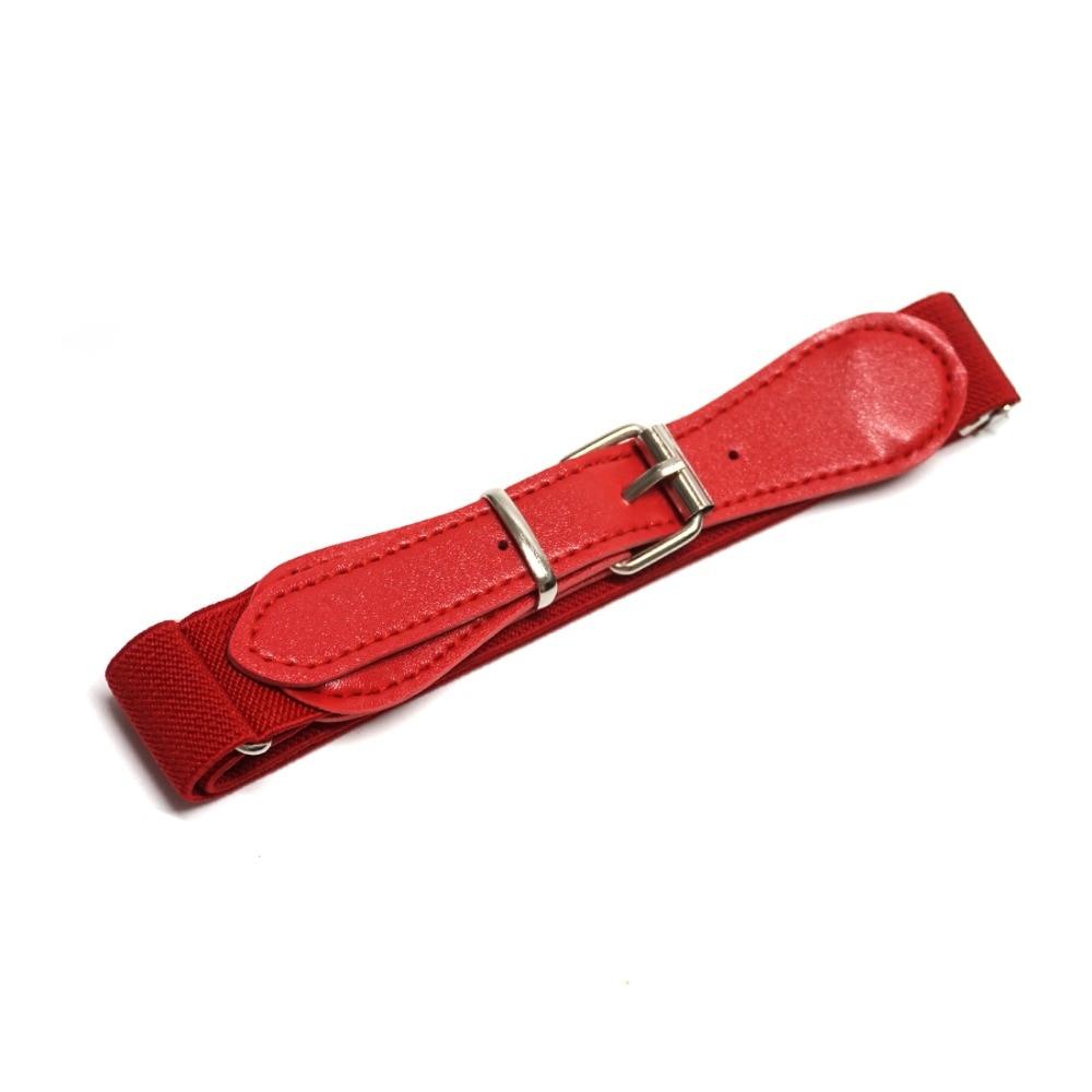 Kids Children Boys Girls Elastic Waist Belt 2018 childrens Belts Multicolor Stretch Waistband ceinture sterglaw Sterglaw Y211