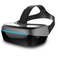 Meafo VR коробка 3,0 профессиональные очки HMD 518S WI FI Andriod 4,4 3D видео фильм игры очки Театр 1280 P 80 широкий Экран Private 8G ROM