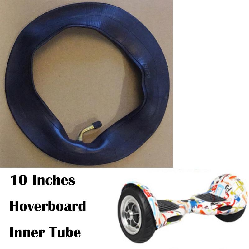 Prix pour Intelligent Deux Roues 10 Pouces Électrique Équilibrage Scooter Hoverboard Pneu 10 Pouces Pneu 10x2.125 En Caoutchouc Gonflable Intérieure Tube 1 Pcs