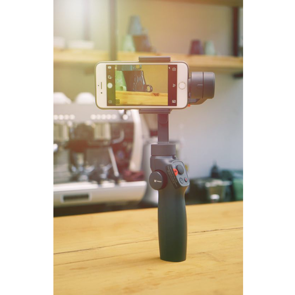 DJI Osmo Mobiele 2 Stabilisator 3 Axis Handheld Gimbal voor Smartphone Gopro Camera Telefoons Xs iPhone 8 (Glad video/Zoom Controle) - 6
