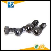 (20 pc/lot) Metric thread M4,M5,M6 *L=6,8,10,12~60 alloy steel grade 12.9 DIN912 hexagon socket cap screw