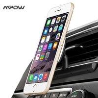 Mpow MCM9B Magnetic CD Slot Car Mount Holder 360 Degree Swivel Universal Black Cradle Less Car