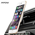 Mpow MCM9B Magnetic Slot de CD Car Mount Holder 360 Graus de Giro Berço-menos Suporte Do Telefone Do Carro Universal Preto para iPhone Android