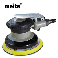 Meite 5 Inch Pneumatic Sandpaper Random Orbital Air Sander Polished Grinding Machine Hand Tools MT 5105 2 Jun.14th update tool
