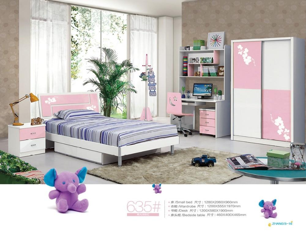 2018 Wooden Bunk Beds Time-limited Special Offer Wood Kindergarten Furniture Lit Enfants Meuble Kids Bed Quolity Bedroom Set