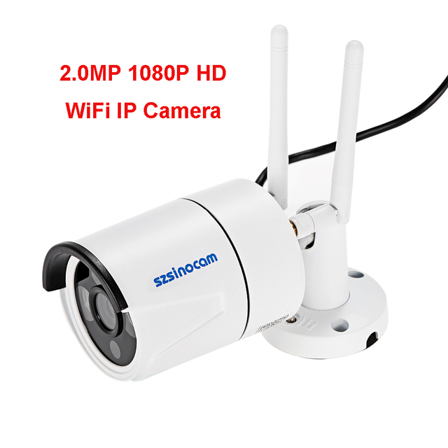 US $52 74 |Szsinocam 7042 2 4G/5 8G WiFi IP Camera 1080P Motion Detection  IR Cut Surveillance Camera Phone Control CCTV Security System-in
