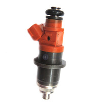 E7T05073 Fuel Injector Nozzle For Mitsubishi 6G73 2.5L Fuel Injector for VW #:E7T05073