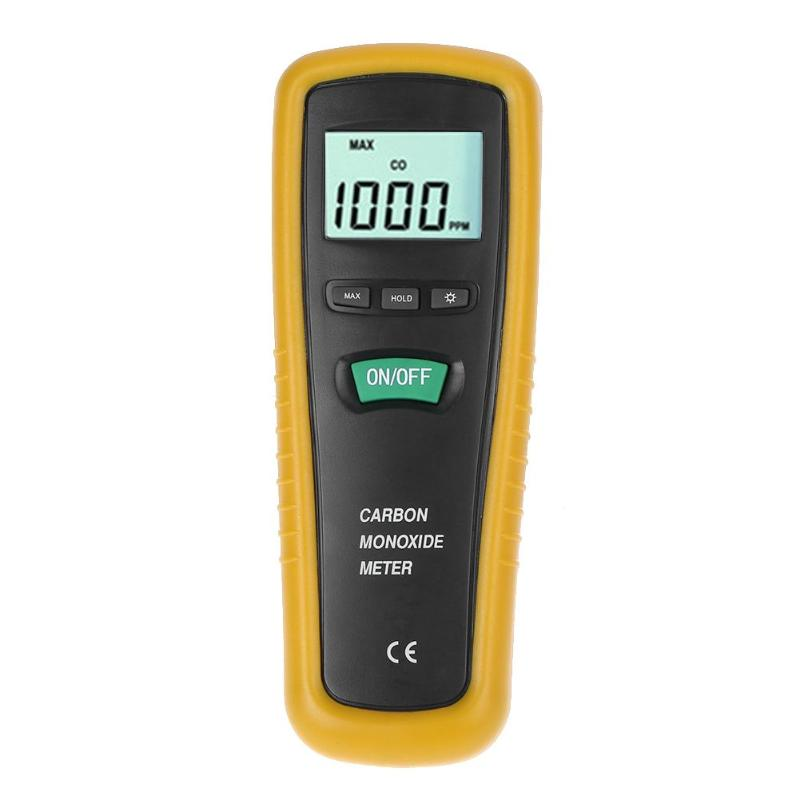 Gas Analyzer Automotive Combustible Gas Detector Gas Leakage Location Determine leak Tester
