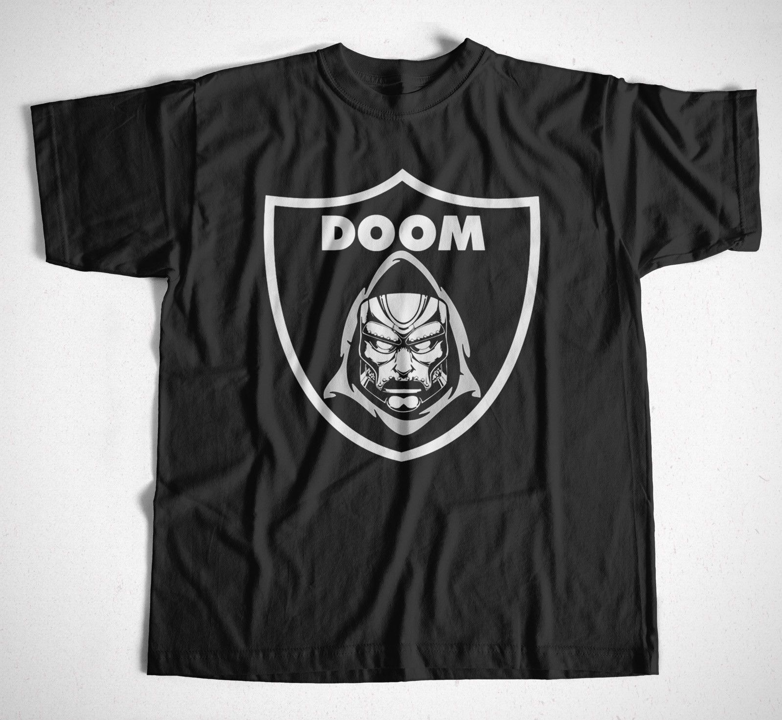 Raiders Doom S 4Xl Ironman Vs Doctor Doom Kult Marvel Spiderman Neu ...