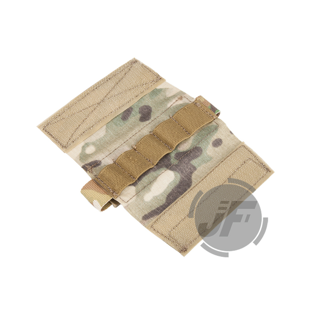 Military Paintball Tactical Pouch Fast Helmet Accessory Pouch Multicam