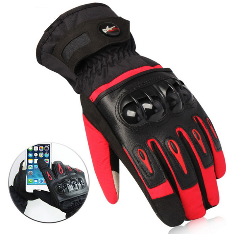 Madbike-motorcycle-gloves-waterproof-motorbike-warm-racing-full-finger-moto-motocross-guantes-de-moto-gloves-winter