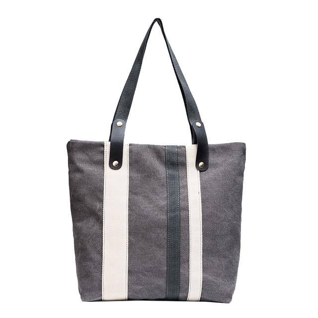 f95fe9be8cf US $14.89 25% OFF|women plaid big tote handbags ladies shoulder travel  beach pouch bags female bolsa feminina bolso mujer for teenager girl  bxq215-in ...