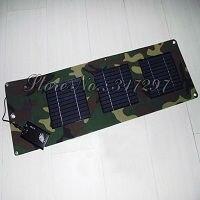 GGX ENERGY chargeur d'énergie solaire pliable pour téléphone + panneau solaire 10 W + Port USB 5 V + 100% étanche + tissu résistant à l'usure