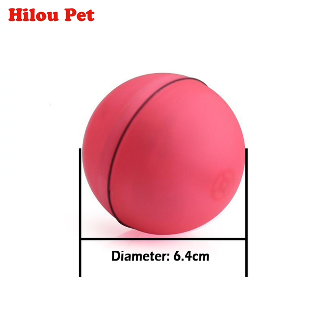 Ball Cat Toy Interactive Cat Laser Ball Toys Electric Toys LED Flash Light Ball Rolling Funny Cat Exrecise Toy Balls