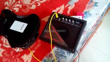 الآلات الموسيقية جديد الغيتار الكهربائي guitarras البريد حزمة خاصة soundfree مجانا مائة عدة باس روك هو الربح