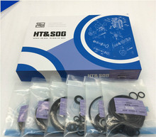 Excavator Accessories Hitachi ZAX200 Electric Spray hydraulic pump main piston oil seal Repair kit digger parts o ring