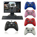 5 Colors 2.4G Game Wireless Controller Gamepad Joystick & PC Receiver for XBOX360