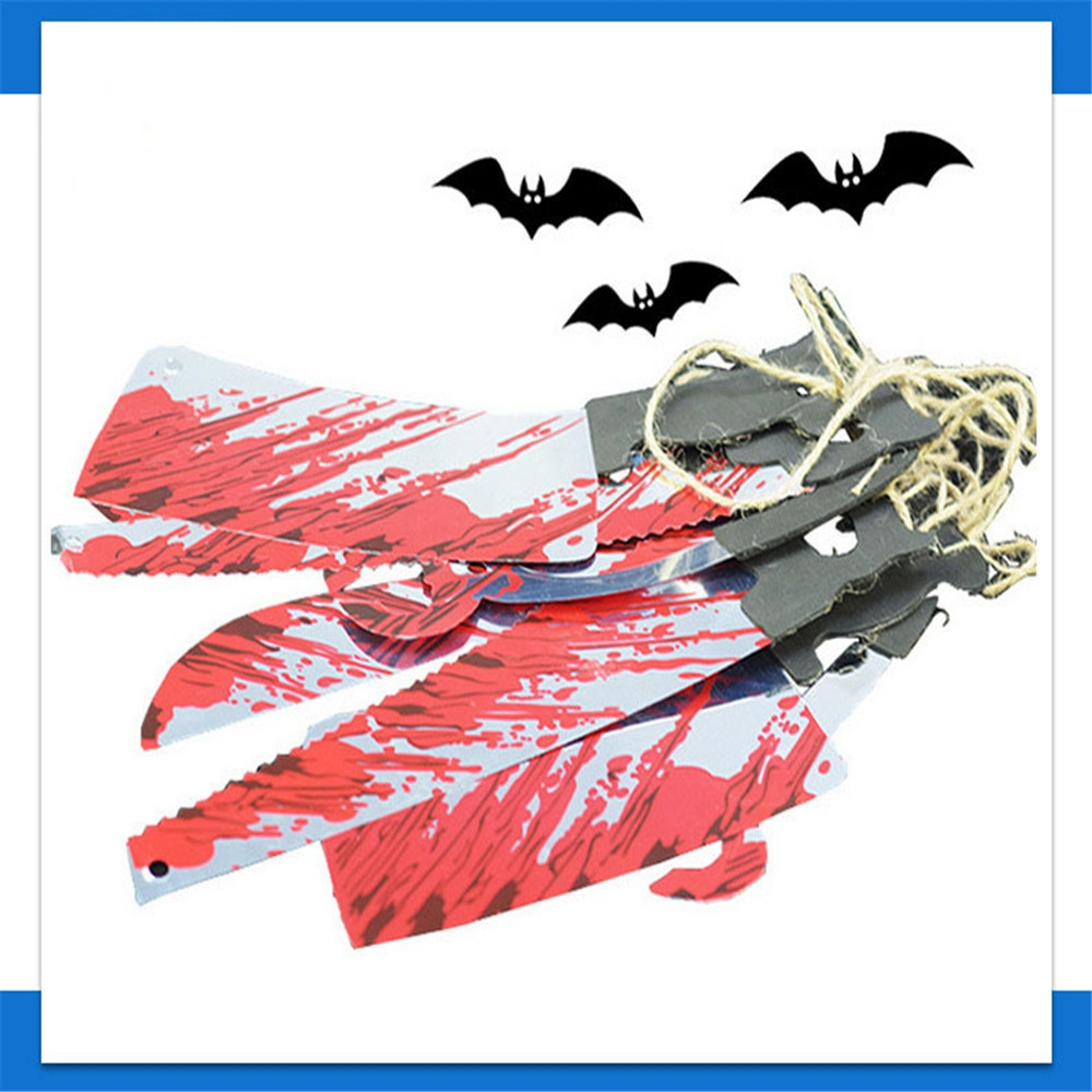 Aliexpress.com : Buy Bloody Spooky Halloween Party Haunted House ...