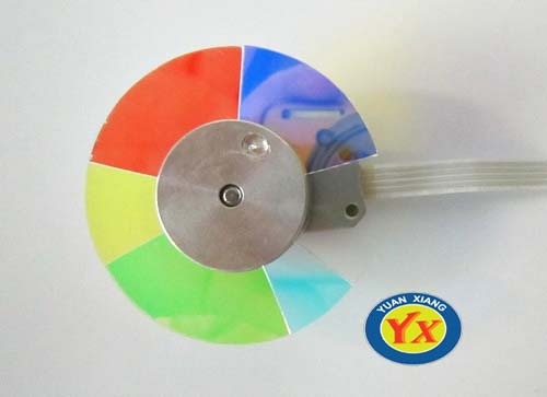 Original Projector Color wheel for Optoma ES526 projector color wheel for optoma x303 free shipping