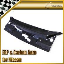 ЭПР Стайлинга Автомобилей Для Nissan Silvia S13 RPS13 180SX 240SX Углеродного Волокна Охлаждения Радиатора Шлема Панель