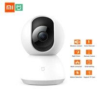 Xiaomi Mijia CCTV Smart IP 360 Camera WiFi Pan tilt Night Vision 360 Angle video camera Motion Detection Xioami Home Security